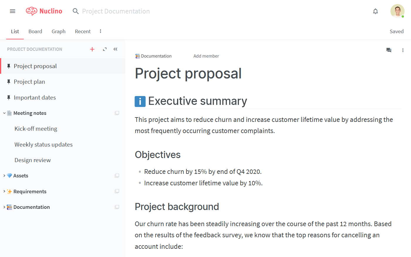 How to Write a Project Proposal: Template and Examples